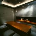 【掘りごたつ個室◆6~8名様まで】ゆったりとした空間で仲間内での飲み会や合コンを