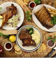 肉好きの方に告ぐ!極上ステーキ&スモークを堪能★