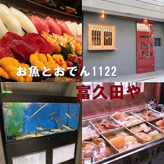 お魚とおでんとお寿司1122 富久田やの写真