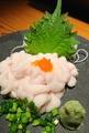 料理メニュー写真鱈の白子