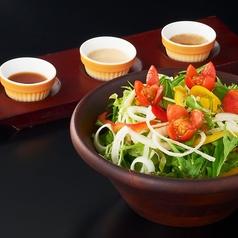 料理メニュー写真ま~さんサラダ