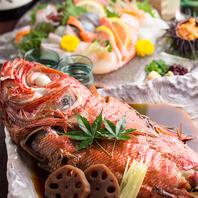 全国各地の漁港より直送!当店自慢の鮮魚をご堪能下さい