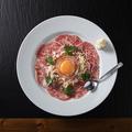 料理メニュー写真【数量限定】宮城県産サーロインユッケ
