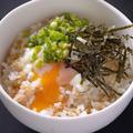 料理メニュー写真こだわりの卵かけご飯