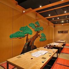 炭火と日本酒いさり火庵の雰囲気1