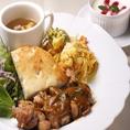 【ランチ】週替わりのお肉ランチ★800円