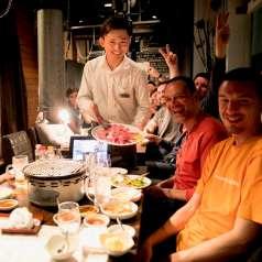 近江牛焼肉 マワリ 囘 MAWARI 河原町店の特集写真