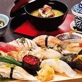 料理メニュー写真寿司三昧定食