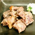 料理メニュー写真厳選サーロインの香醸山葵焼き