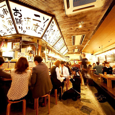 串カツ酒場 ナニワ屋 福井駅前店の写真