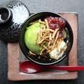 料理メニュー写真抹茶の壺