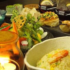 餃子dining Pd ペーデー 南3条店のコース写真