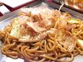 料理メニュー写真【おすすめ】Theシンプル!!ブタソース焼きそば