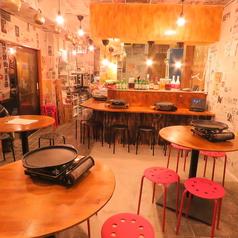 焼肉 韓国居酒屋 てじや 玉造店の雰囲気1