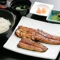 料理メニュー写真蒲焼 (1.5尾) 御飯・吸物・お新香・水菓子