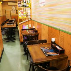 Royalthali ロイヤールタリー Asian restaurant&Bar 新橋店の雰囲気1