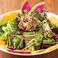 自家製ツナと地野菜サラダ