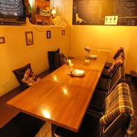 ◇◆人気のテーブル席◆◇