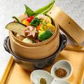 料理メニュー写真神奈川県産 三浦野菜のせいろ蒸し