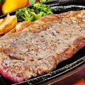 料理メニュー写真USサーロインステーキ 300g US Sir loin steak