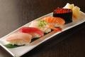 料理メニュー写真お寿司5貫