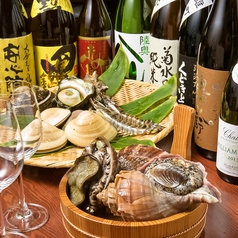 貝料理専門店 蛤やの写真