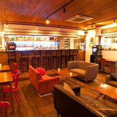 CAFE DINING BAR B‐Blue 大和の雰囲気1