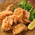 料理メニュー写真鶏のから揚げ