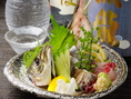 日本酒と一緒に新鮮なお魚をどうぞ!十四代、田酒など人気の地酒もございます。