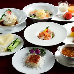 香港 君悦飯店 神戸のおすすめ料理1
