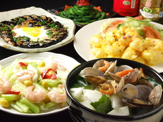 中国料理 逸品香 いっぴんこうのコース写真