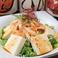 蒸し鶏と豆富のピリ辛サラダ