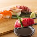 料理メニュー写真馬寿司