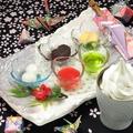 料理メニュー写真CafeTime限定スイーツセット