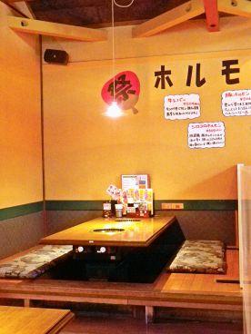 焼肉 バーンズ 飯野店の雰囲気1