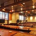 ◆貸切歓迎◆各種ご宴会承ります!最大70名様までOK!大人数の会社宴会でも安心◎