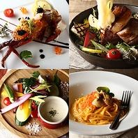 料理◆素材にこだわった逸品料理たち