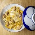 料理メニュー写真古処鶏 親子丼