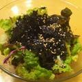 料理メニュー写真マビのチョレギサラダ
