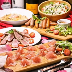 卓球BAR PINPON ピンポン 渋谷店のおすすめ料理1
