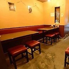 居酒屋メニューやコースも充実しているので、宴会にもぴったり。