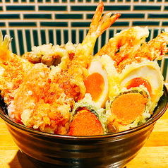 天ぷら酒場 KITSUNE 岩塚店のおすすめ料理1