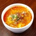 豊富なサイドメニュー紹介【スープ・麺】⇒玉子スープ/ユッケジャンスープ/冷麺/ビビン麺