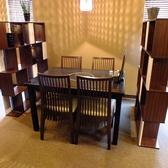 1階のテーブル席を繋げて最大20名様まで1フロアにて可能です。