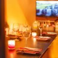 合コンや仲間内での飲み会に♪完全個室の広々とした大人気ソファー席です。