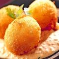 料理メニュー写真蟹クリームコロッケ(1個より)