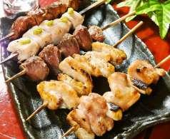 炭焼地鶏と旬鮮野菜 とさかの特集写真