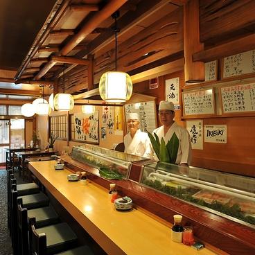 山田寿司の雰囲気1