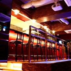 シノバズカフェの雰囲気1