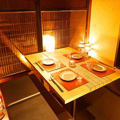 厳選肉と和食ダイニング うまいもん 船橋駅前店の雰囲気1